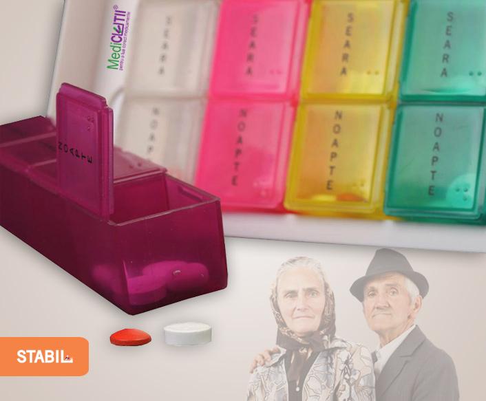 organizator pentru medicamente săptămânal diabet